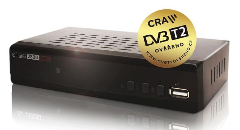 Alma DVB-T2 HD 2800 (DBTALH1128)