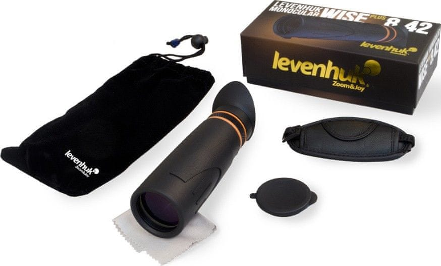 Levenhuk Wise PLUS 8x42