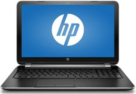 "HP notebook 15-F271 Pentium N3540/15.6""/4GB/500GB/DVD/Win 10 Silver"