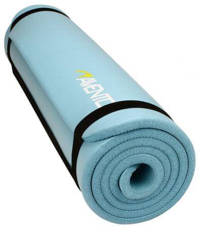 Avento NBR Fitness matrac, Világoskék
