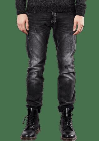 s.Oliver pánské jeansy 31/32 sivá