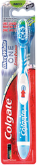 Colgate Max White One Microsonic Energy batériová zubná kefka