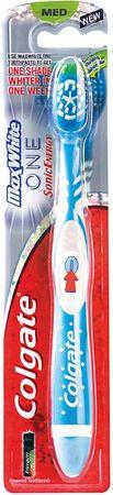Colgate Max White One Microsonic Energy bateriový zubní kartáček