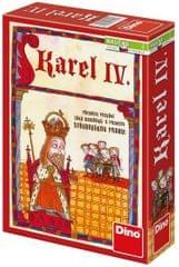 DINO Karol IV. spoločenská hra