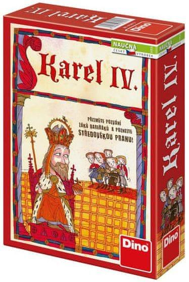 Dino Karel IV. společenská hra