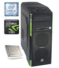 mimovrste=) namizni računalnik Gaming-10 - i5-7500/8GB/SSD256GB/1TB/GTX1060-3GB