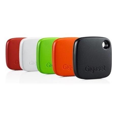 Gigaset lokalizační čip G-Tag, 5 kusů, různé barvy