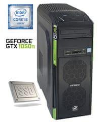 mimovrste=) namizni računalnik Gaming-10 - i5-7400 /8GB/SSD256GB/1TB/GTX1050Ti-4GB