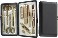 Three Seven Manikurní set penál - 10 nástrojů