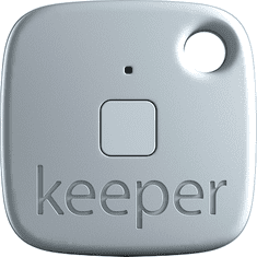 Gigaset Keeper Bluetooth Kulcstartó, Fehér IP67