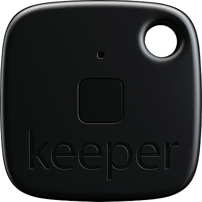 Gigaset Lokalizačný čip Keeper, čierny
