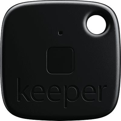 Gigaset lokalizační čip Keeper, černý