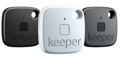 Gigaset lokalizační čip Keeper, 3 kusy, 2 x černý + 1 x bílý