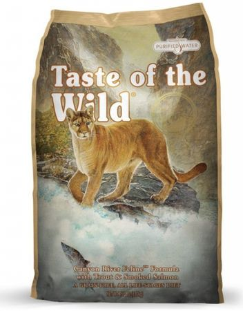 Taste of the Wild mačja hrana Canyon River Feline 2 kg