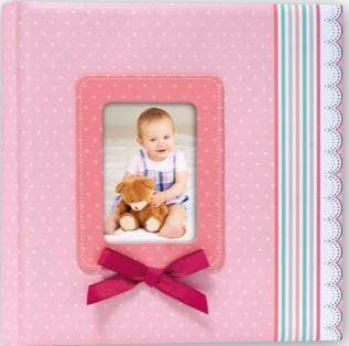 ZEP foto album Ribbon (RN242420P), 24 x 24 cm, 20 strani