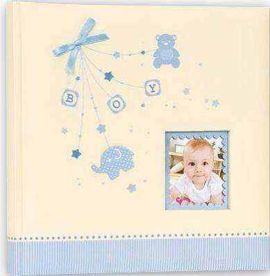 ZEP foto album Alison (AS242420B), 24 x 24 cm, 20 strani