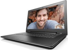 "Lenovo 300-17 notebook 17,3"" Intel i7-6gen 8GB 1000GB W10 (300-17ISK)"