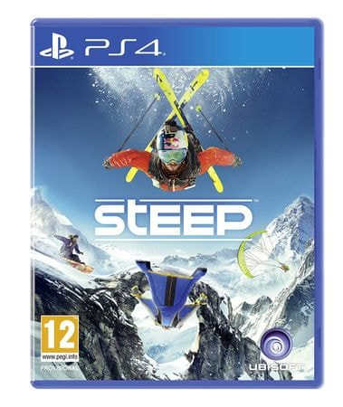Ubisoft Steep / PS4