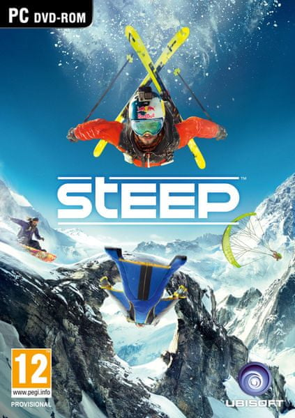 Ubisoft Steep Gold edition / PC