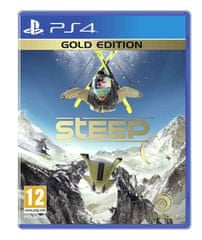 Ubisoft Steep Gold edition / PS4