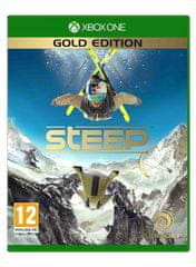 Ubisoft Steep Gold edition / Xbox One