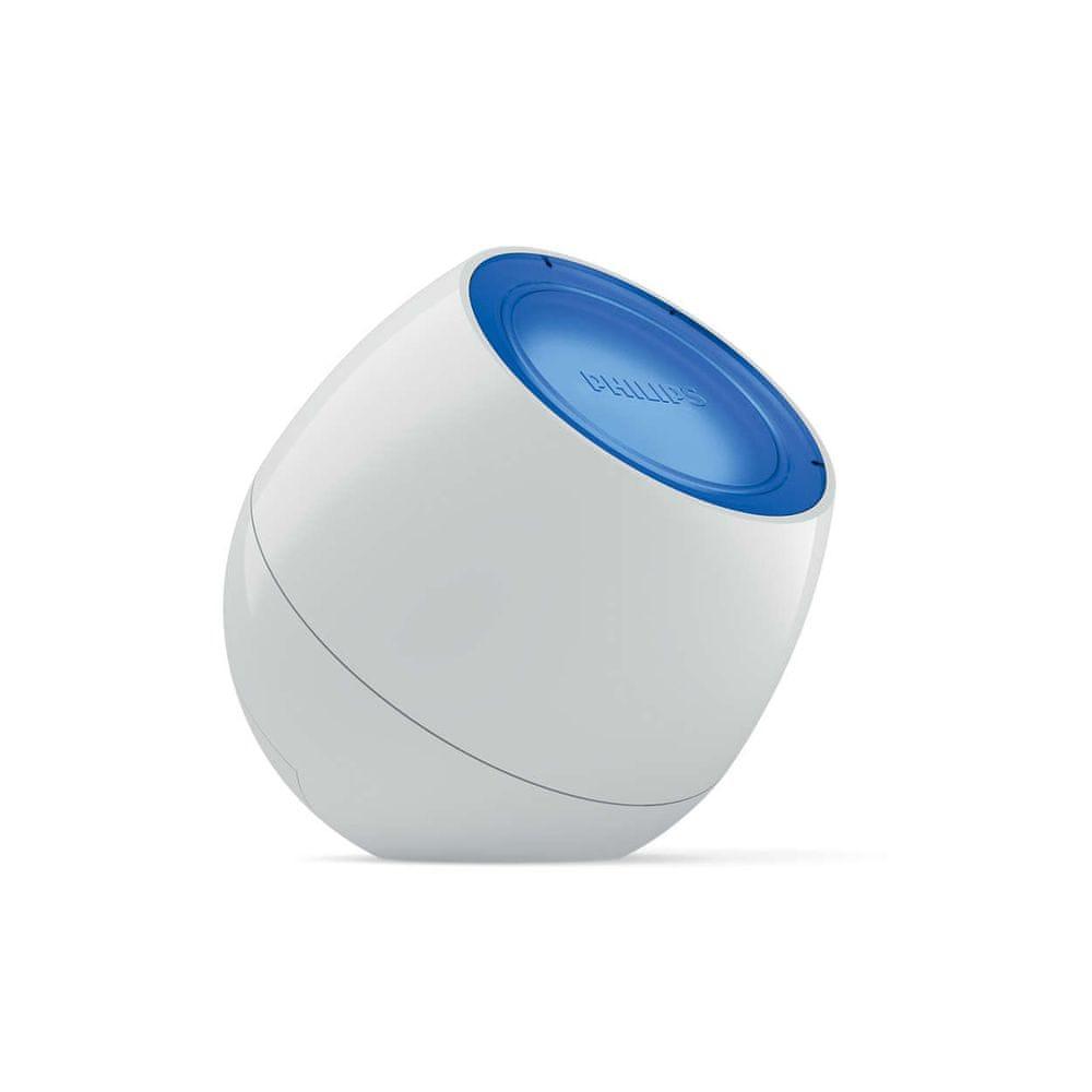 Philips LivingColors Stolní svítidlo Soundlight bílá 70103/31/P0