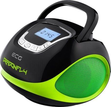 ECG R 500 U Lejátszó (USB,AUX in, Memóriakártya olvasó)