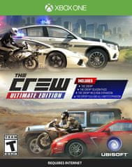 Ubisoft The Crew: Ultimate edition / Xbox One