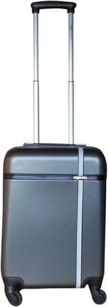 Leonardo Palubní kufr Nautilus černý
