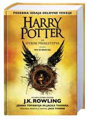J. K. Rowling: Harry Potter in otrok prekletstva