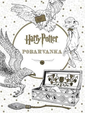 Harry Potter - Pobarvanka