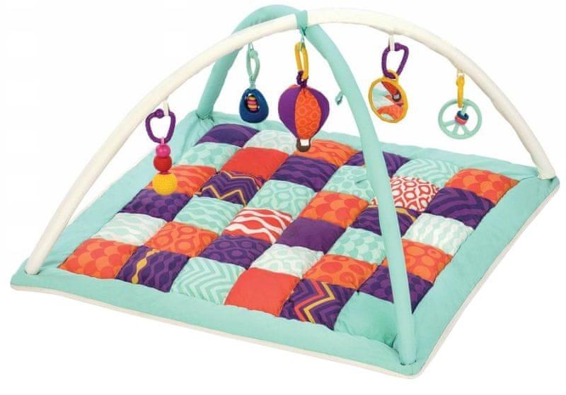 B.toys Hrací deka s hrazdou Wonders Above