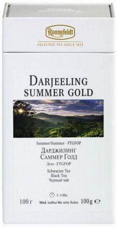 Ronnefeldt Herbata Darjeeling Summer Gold 100g