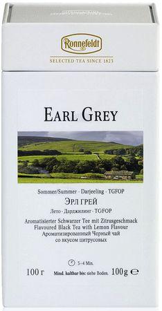 Ronnefeldt Herbata Earl Grey 100 g