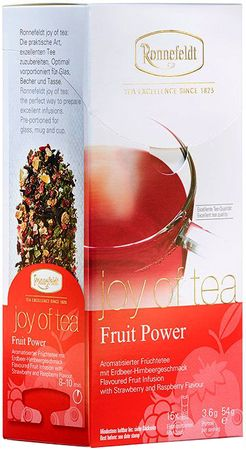 Ronnefeldt Joy of Tea Fruit Power 15 ks