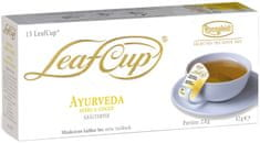 Ronnefeldt LeafCup Ayurveda Herbs and Ginger - 15 porcií