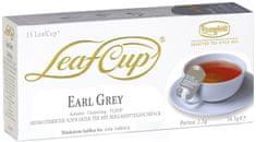 Ronnefeldt LeafCup Earl Grey Filteres Fekete tea, 15 adag