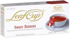 Ronnefeldt LeafCup Sweet Berries 15 sáčků