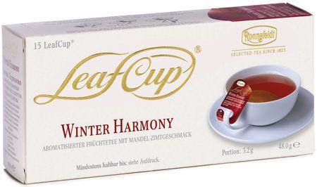 Ronnefeldt LeafCup Winter Harmony - 15 porcií