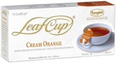 Ronnefeldt LeafCup Cream Orange 15 sáčků