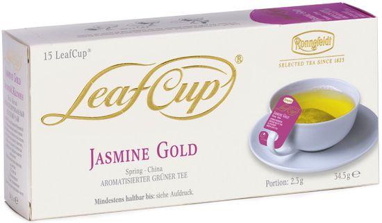 Ronnefeldt Herbata LeafCup Jasmine Gold 15 szt.