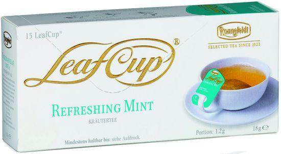 Ronnefeldt LeafCup Refreshing Mint 15 sáčků