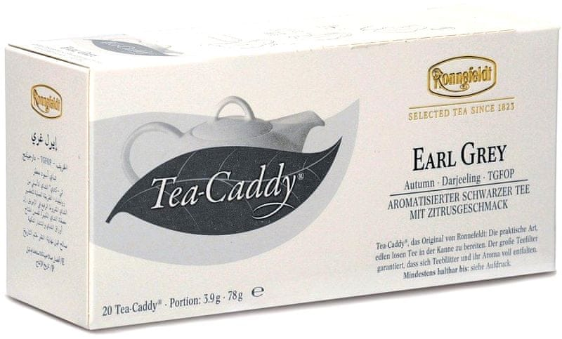 Ronnefeldt Tea-Caddy Earl Grey 20 sáčků