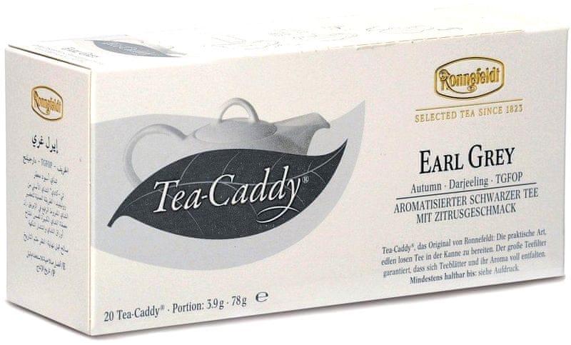 Ronnefeldt Tea-Caddy Earl Grey 20 sáčků