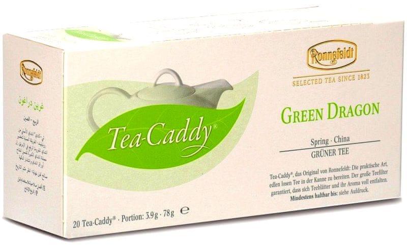 Ronnefeldt Tea-Caddy Green Dragon 20 sáčků