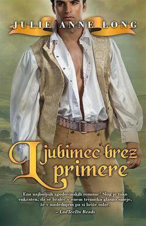 Julie Anne Long - Ljubimec brez primere