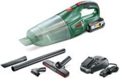 Bosch odkurzacz ręczny PAS 18 LI, bez akumulatora i ładowarki (06033B9001)
