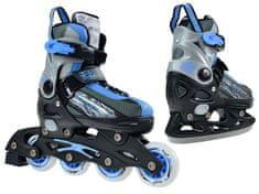 Mico łyżwy Liner Boy 2 w 1