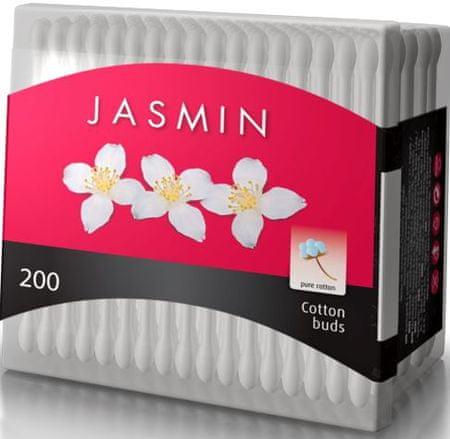 TOSAMA Jasmin vatirane palčke, 200 kosov