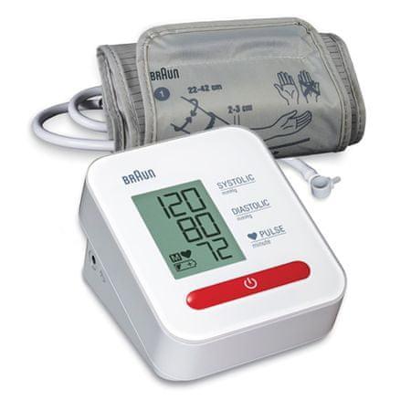 BRAUN ciśnieniomierz naramienny ExactFIT1